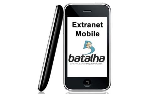 Consulta de jogos atrav�s do Celular (Smartphone) - Mobile